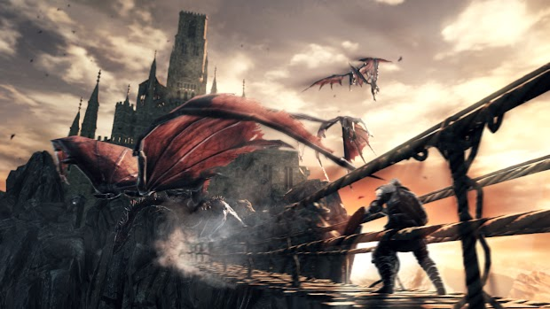 Dark Souls and Demon's Souls influenced PS4 features