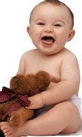 Screenshot of Cute Baby Live WallPaper