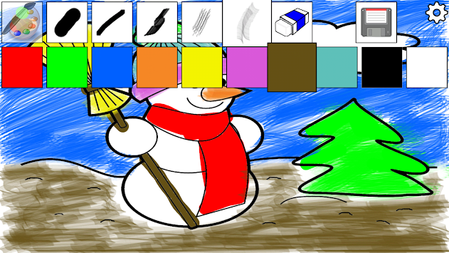 Christmas Games For Kids APK screenshot thumbnail 4
