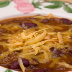 Quick Homemade Chili Con Carne With Beans