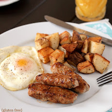 Turkey Breakfast Sausages