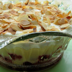 Traditional English Sherry Trifle - Strictly for the Grown Ups!