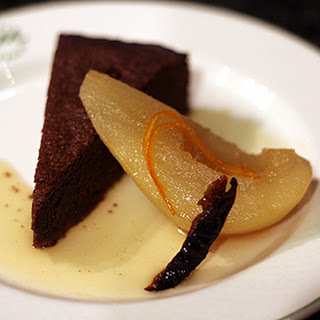 Poached Pears Dessert Recipes