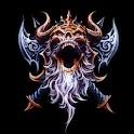 3D Skull 001 icon