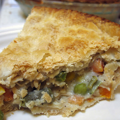 Dairy Free Chicken Pot Pie