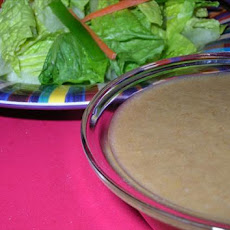 Honey Cumin Banana Vinaigrette