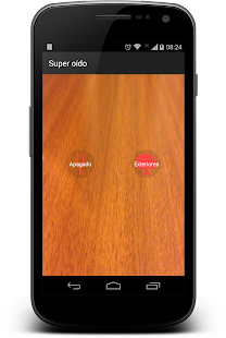 Super Ear screenshot for Android
