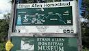 Ethan Allen Museum & Homestead