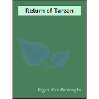 The Return of Tarzan icon