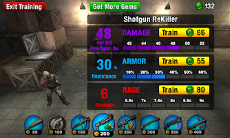 Screenshot of ReKillers : Zombie Defense