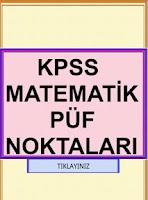 Screenshot of KPSS Matematik Pratik Bilgiler