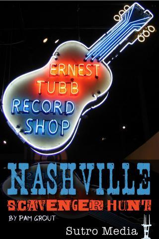 Nashville Scavenger Hunt