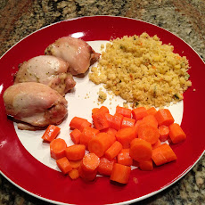 Lemon Chicken & Couscous