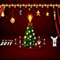 XMas Greeting Live Wallpaper icon