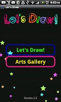 Screenshot of Let's Draw
