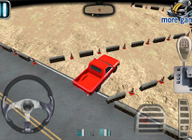 Screenshot of Vehicle Parking 3D