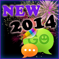 New Years Eve - GO SMS Theme APK for Bluestacks