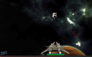 Screenshot of Space Gyro 3D (Test Version)