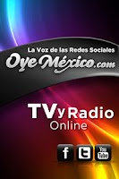 Screenshot of Oyemexico.com | Radio & TV