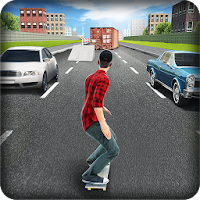 Street Skater 3D: 2 For PC (Windows And Mac)