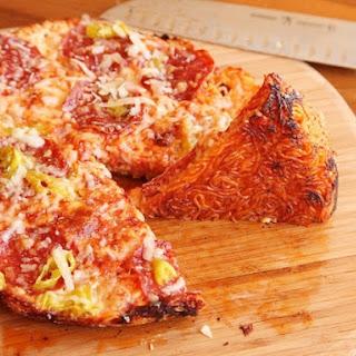 Ramen Pizza Recipes