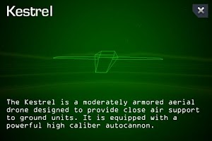 Screenshot of Vector Conflict Lite