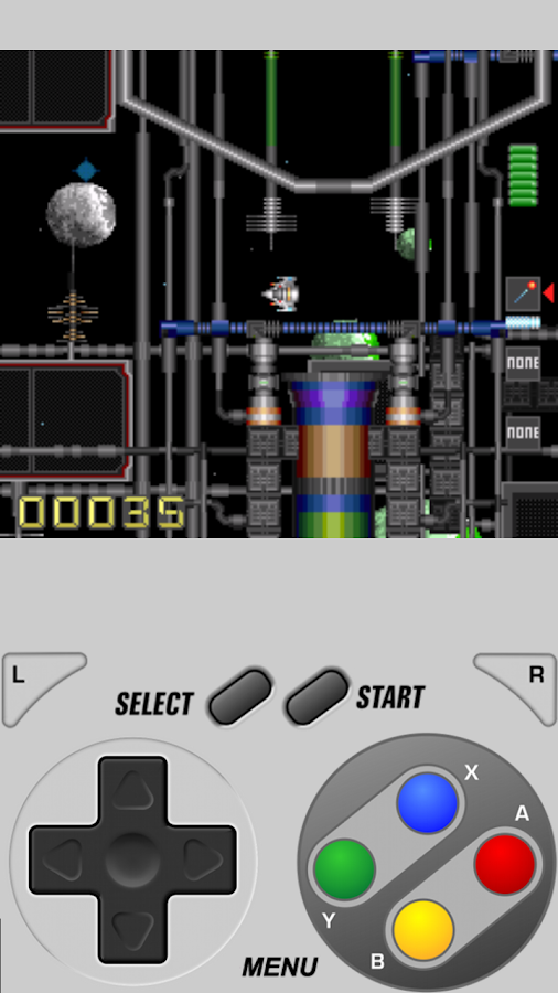 SuperRetro16 (SNES) Screenshot 2