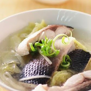 Cabbage Fish Soup Recipes