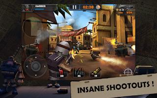 Screenshot of WarCom: Genesis