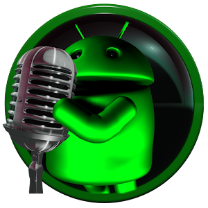 poweramp skin android green