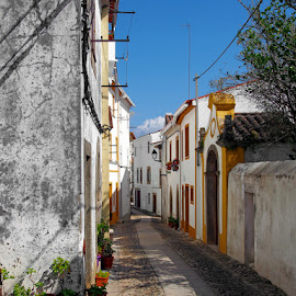 Portuguese Village by Khaled Ibrahim - City,  Street & Park  Street Scenes