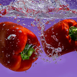 Swim by Imanuel Hendi Hendom - Food & Drink Fruits & Vegetables