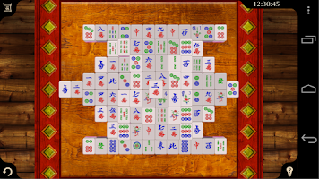 Screenshot of Mahjong Of The Day