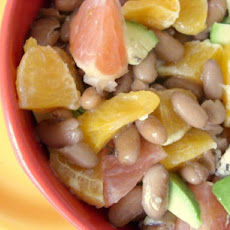 Citrus and Black Bean Salad