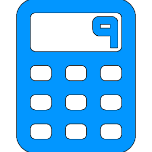 Old Nine Calculator - screenshot