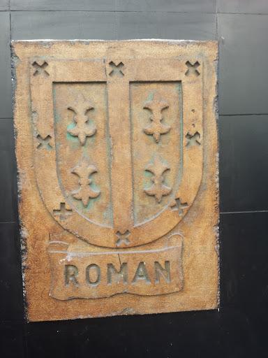 Romanic shield