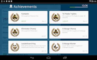 Screenshot of Solitaire City™