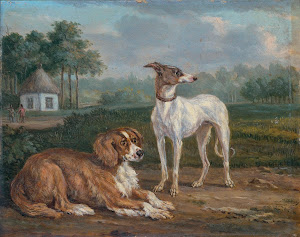 RIJKS: Jan Dasveldt: painting 1855