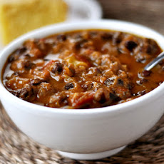 Black Bean & Pumpkin Chili