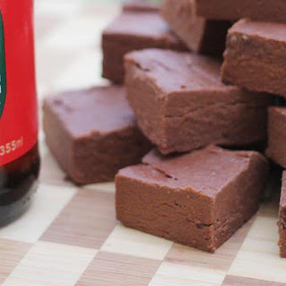 Vegan Hard Cider Fudge with Kaylah of The Dainty Squid