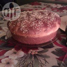 Vasilopita (New Year's Cake)