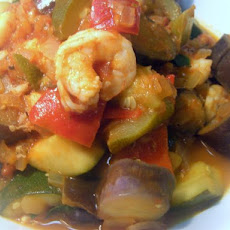 Shrimp Ratatouille