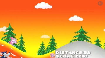 Screenshot of Dizzy Bunny Wings