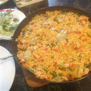 Chicken Valenciana Recipes