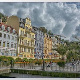 karlovy vary by Lux Aeterna - City,  Street & Park  Neighborhoods
