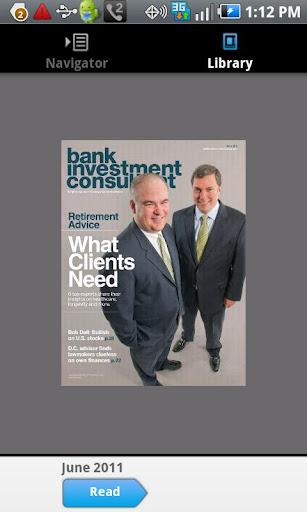 【免費財經App】Bank Investment Consultant-APP點子