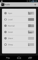 Screenshot of Audio Control Lite