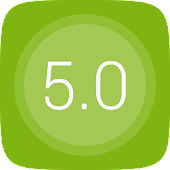 APK App GO Launcher EX UI5.0 theme for BB, BlackBerry