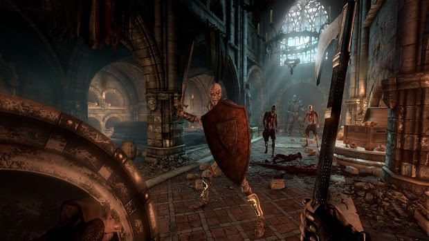 Techland's Hellraid re-unveiled for next-gen consoles