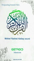 Screenshot of Holy Quran - Mishari Alafasy